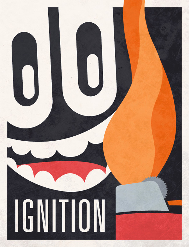 Ignition Poster